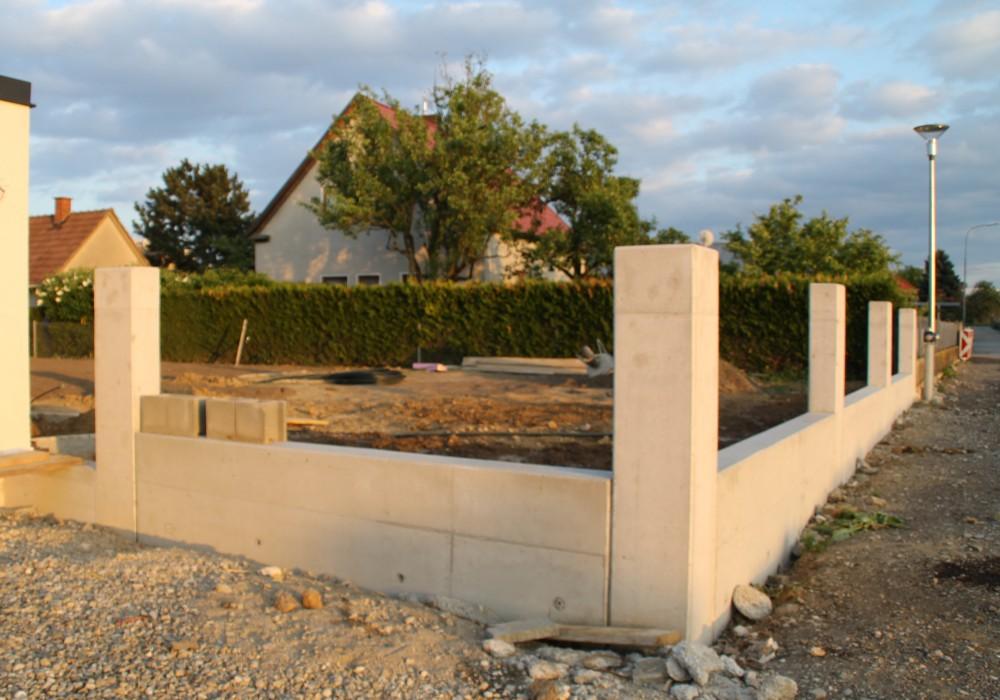 Mauer Aus Betonsteinen : mauern und s ulen 28 ~ Bigdaddyawards.com Haus und Dekorationen