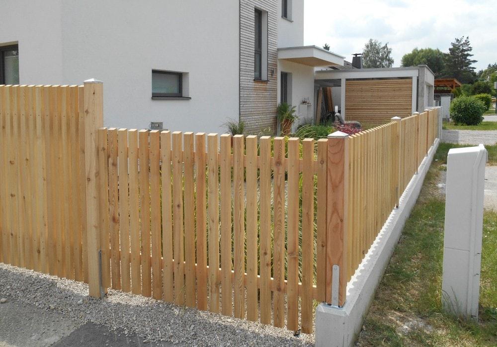 Sichtschutzzaun Holz Rhombus ~ Sichtschutzzaun Rhombus