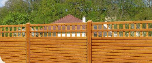 Holzzaun Holz Sichtschutz Holzzaune Von Froschl