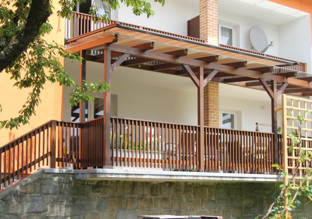 terrassen berdachung von fr schl berdachungen lauben. Black Bedroom Furniture Sets. Home Design Ideas