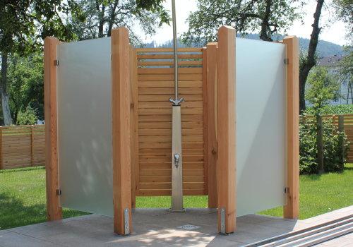 Sichtschutzzaun Holz Hornbach ~ Ergänzungen  Perfekt für Ihr Gartenpavillon  Ergänzungen aus Holz